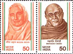 India's Struggle for Freedom: Mahadev Desai, Meera Behn