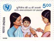 40th Anniversary of UNICEF