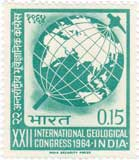 22nd International Geological Congress, New Delhi