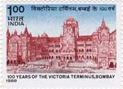100 Years of Victoria Terminus