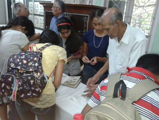 Philatelic Workshop, Bangalore