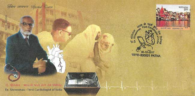 Special Cover on Late Dr. Shreenivas - the first cardiologist of India