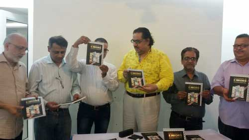 Catalogue of Errors on Stamps of Modern India release at New Delhi