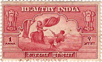 Healthy India Charity Seal