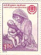 International Year of Child Charity Seal