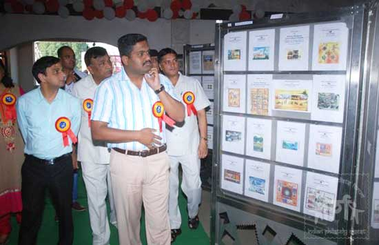 KNLPEX-2015, Karnal District Level Philatelic Exhibition