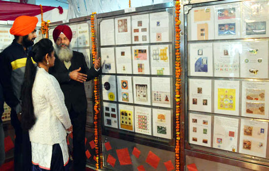 Lupex-2014, District Level Philatelic Exhibition - 19th - 20th December 2014