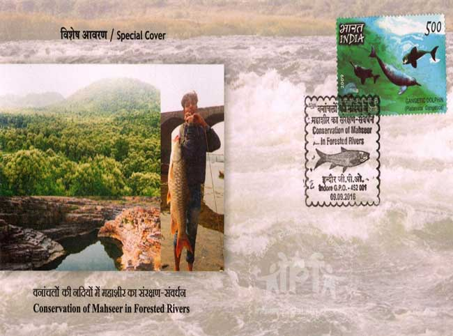 Special Cover on Conservation of Mahseer in Forested Rivers