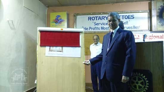 Special Cover on Philatelic Seminar released at PCI regional meeting