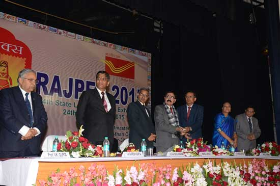 Indian Philately Digest Android App Launched at Rajpex-2015
