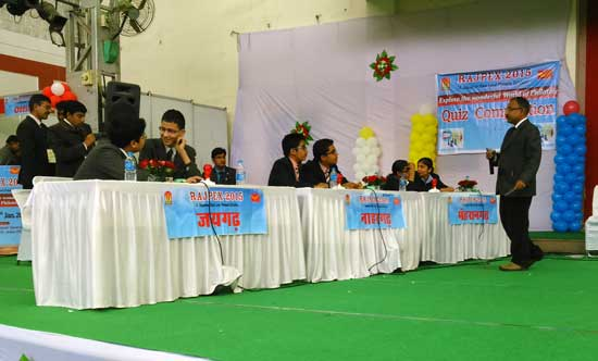 Rajpex-2015 Quiz Competition