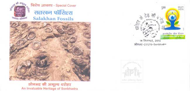 Special Cover on Salkhan Fossils