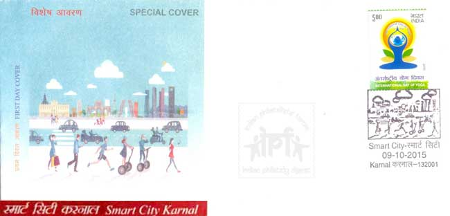 Special Cover on Smart City Karnal